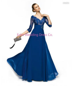 Lace Long Evening Dresses (EGS157)
