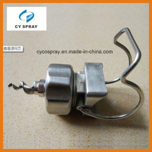 Jk Series Adjustable Clampo Nozle, Stainless Steel Camp Nozzle, Clamp Eyelet Nozle pictures & photos