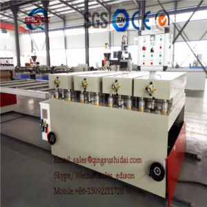 PVC WPC Celuka Foam Board Extrusion Machinery pictures & photos