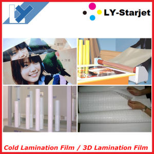 Cold Lamination Film, Protective Film, 3D Lamination Film pictures & photos
