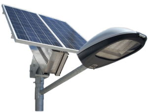 120W LED Solar Road Light for Outdoor Usage pictures & photos