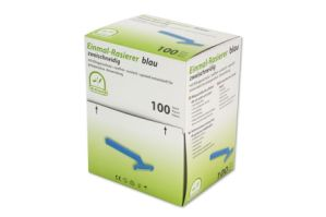 Twin Blade Medical Use Razor Free Samples