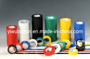 PVC Electrical Insulation Tape (BK-1-230) pictures & photos