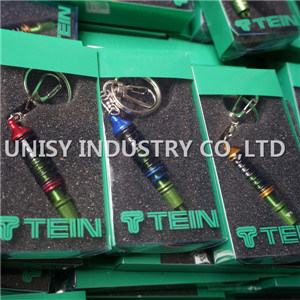 2016hot Sale Car Parts Keyring. BBS Wheel Keychain. Tein Spring Keyring. Turbo Keyring, Coilover Keychain