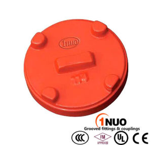 FM/UL Aproval Best Quality/Price Grooved Cap for Fire Fighting-1nuo Brand pictures & photos