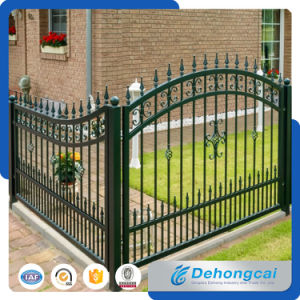 High Quality Commercial Ornamental Metal Fence pictures & photos