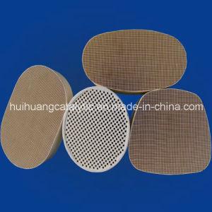 Trustworthy Honeycomb Ceramic Substrate Manufacturer (Ceramic Honeycomb) pictures & photos