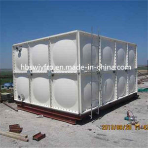 Swjy Fiberglass Assembled Water Tank FRP Sectional Water Tank pictures & photos