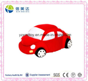 Funny Soft Plush Mini Car Doll Toy for Kids pictures & photos