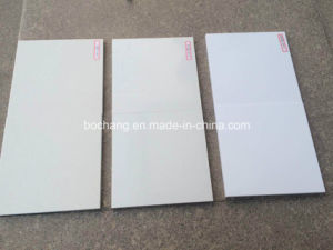 Pure White Solid Artificial Marble for Tile Slab pictures & photos