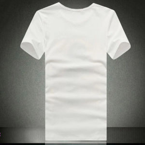 Custom Cotton Plain Advertising T-Shirt pictures & photos