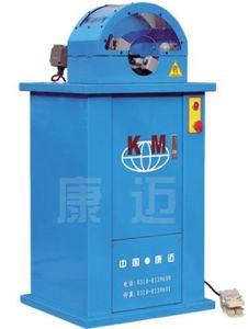 Hydraulic External & Internal Hose Stripping Machine Km-65f pictures & photos