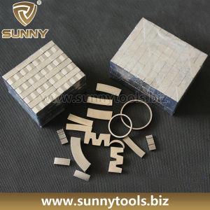 Diamond Segment for Granite Cutting Blade (SN-6) pictures & photos