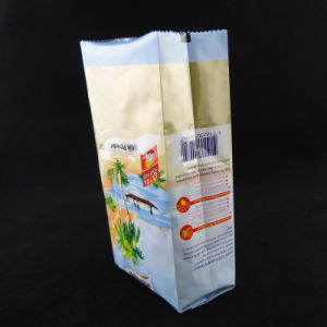Side Gusseted Plastic Foil Bags for Coffee & Milk Powder Packaging pictures & photos