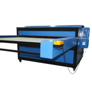 31′′x39′′ Automatic Wide Format Sublimation Machine for Textile, Garment, Fabric (INV-PS01)