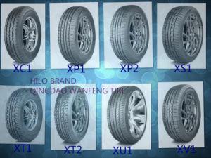 Passenger Car Radial Tire, LTR, Light Truck Tire, Van Tire (175/70R13, 185/60R14, 195/50R15, 195/65R15, 205/55R16, 205/40R17)