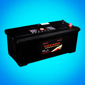 12V150ah Good Quality Car Battery Maintenance Free JIS Standard pictures & photos