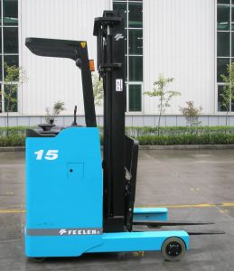 1.5 Ton Electric Reach Truck with Energy Saving pictures & photos