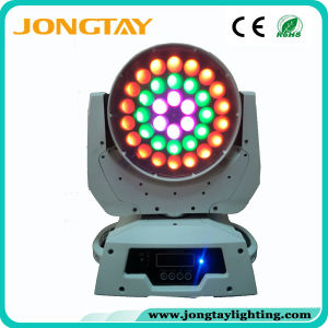 36* 9W 3in1 LED Wash Zoom Moving Head (JT-223)