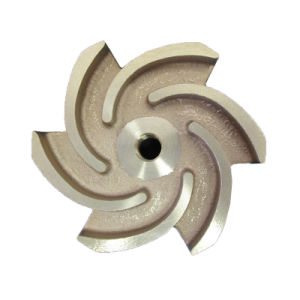 Centrifugal Bronze Sand Casting Pump Impeller pictures & photos
