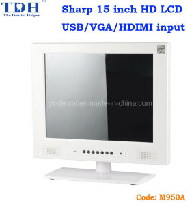 Sharp 15 Inch HD LCD Dental Intraoral Screen (M950A) pictures & photos