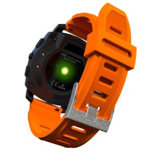 Smart Bluetooth Sport Watch with GPS Heart Rate pictures & photos