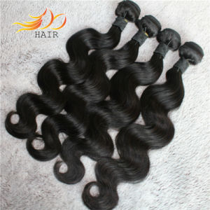 Body Wave Unprocessed 8A Indian Virgin Human Hair Weft pictures & photos