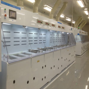 Gst-Qxj-001 Vertical Glass Washer Glass Washing Machine
