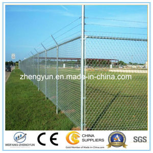High Quality Galvanized Used Chain Link Fence pictures & photos