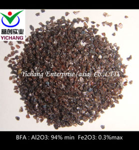 Brown Fused Aluminium Oxide for Abrasive Belt pictures & photos