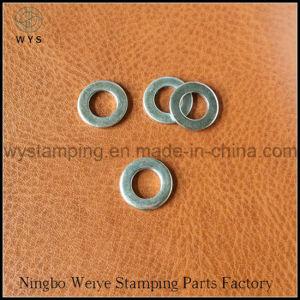 Customized Zinc Plated Flat Washer (WYS-S92)