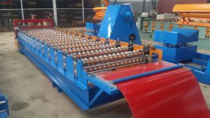 Xdl Corrguated Roll Forming Machine pictures & photos