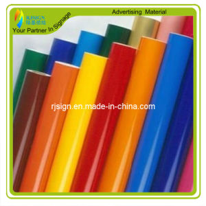 Color Cut Adhesive Vinyl (RJSAV014) pictures & photos