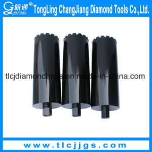 Laser Welded Core Drill Bit for Reinforced Concrete Granite pictures & photos