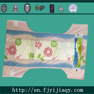 Hot Sale OEM High Quality Disposbale Baby Diaper pictures & photos