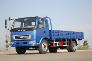 Waw Truck with 2000mm, One and a Half Row Seat Cabin pictures & photos