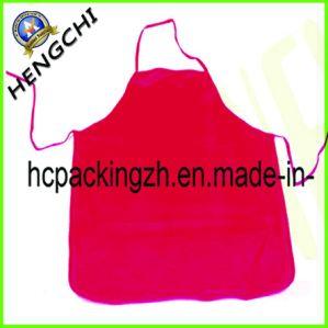 Non Woven Apron Customized Logo Design/Twill Cotton Cloth Apron pictures & photos