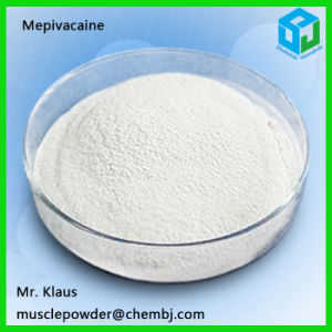 Surface Anesthesia Powder Mepivacaine 22801-44-1 Benzocaine pictures & photos