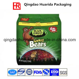 Food Grade Custom Printed Side Gusset Snacks Packing Bag pictures & photos