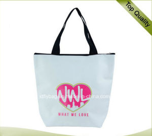 Eco-Friendly Recyclable Canvas Tote Bag pictures & photos