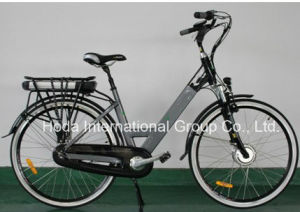 CE Lithium Ion Bike 700c MTB City Bicycle (HDW-03)