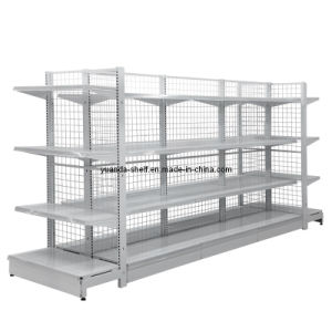 Supermarket Display Stand Rack Wire Shelf (YD-026) pictures & photos
