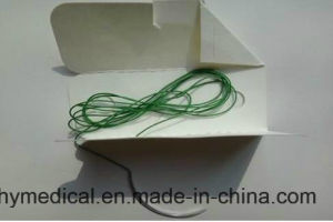 Medical Supply, Polyester Suture with Needle USP2# pictures & photos