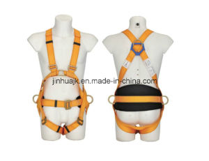 2 D-Ring Full Body Harness (JE146008) pictures & photos