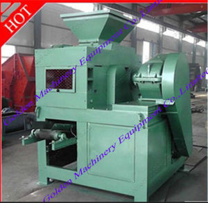 China Coal Charcoal Dust Powder Briquette Ball Making Press Machine pictures & photos