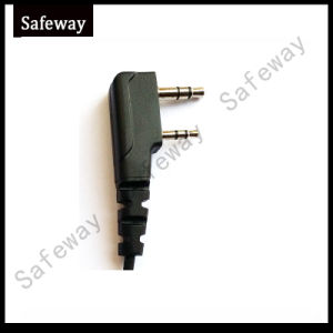 One Wire Suveillance Kit Earpiece for Kenwood Baofeng pictures & photos