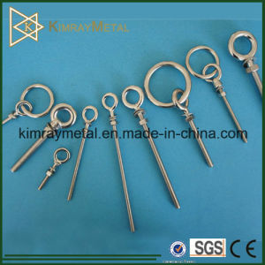 Stainless Steel Welded Eye Bolt in Shade Sail Hardware pictures & photos