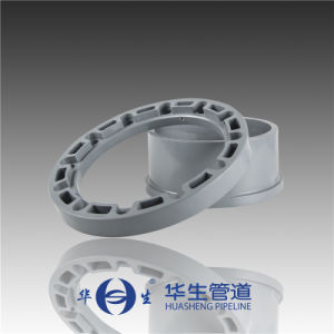 Huasheng Plastic Dn40-100 CPVC DIN Standard Vanstone Flange pictures & photos