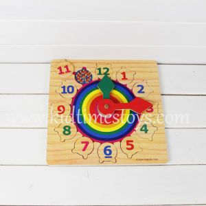 Wooden Puzzle (TS 6548) pictures & photos