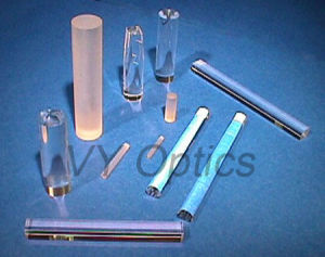 Optical Fused Silica Rod Lens with 4mm Diameter pictures & photos